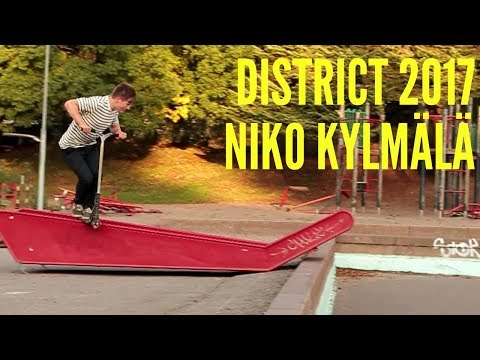 Niko Kylmälä | District 2017