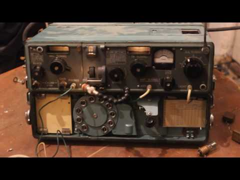 Soviet SPY Radio R-353 Proton (Tutorial)