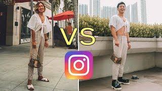 I Copied Laureen Uy's Instagram Photos! (Style Swap)