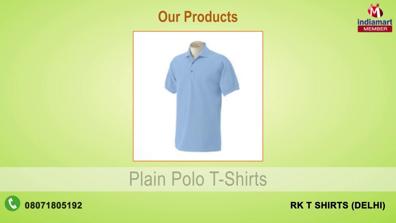 Design t shirt vistaprint - Designer T Shirt By Rk T Shirts Delhi