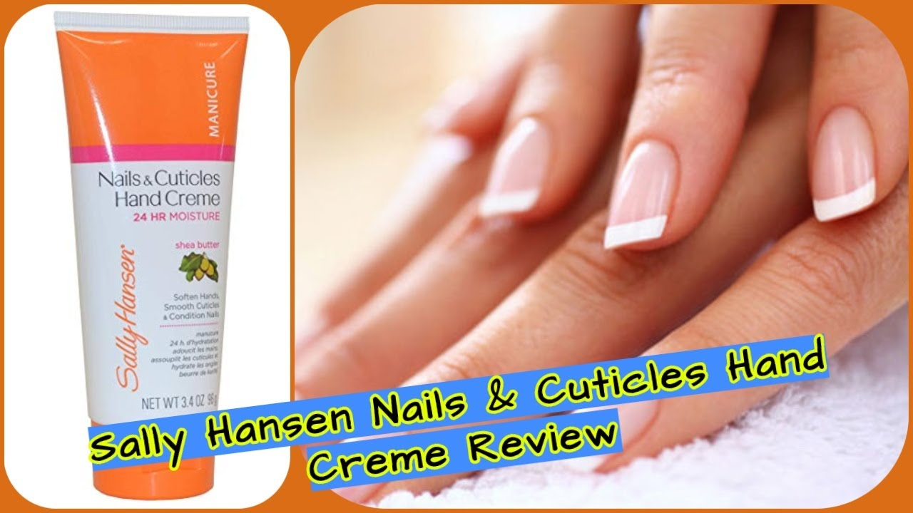 How to cure damaged cuticles & soften your hands   # Hands & nails ...