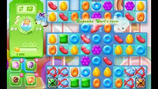 Candy Crush Jelly Saga Level 444