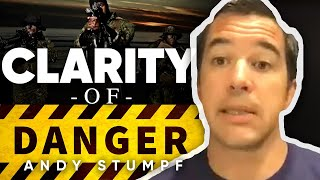 THE REASON THAT DANGER BRINGS CLARITY: Why Andy Stumpf Puts Himself In Danger During Extreme Sports