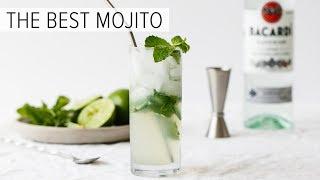 MOJITO | how to make the best mojito cocktail recipe