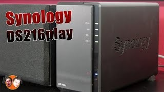 Synology DS216play - Ausführliches Review 4K Deutsch
