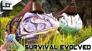 ARK: Survival Evolved - BEELZEBUFO TAMING / TAMING A FROG! S2E25