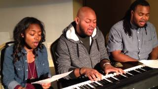 "Trey Mclaughlin covers ""Flaws"" (Kierra Sheard)"