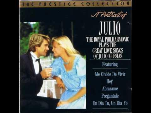 The Royal Philharmonic Orchestra - A portrait of Julio [320 kbps]