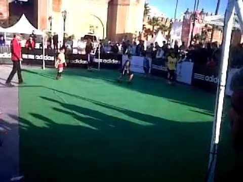 ريال مدريد في العاصمة الرباط & المغرب  Real Madrid In Rabat & Morocco 2014 HD
