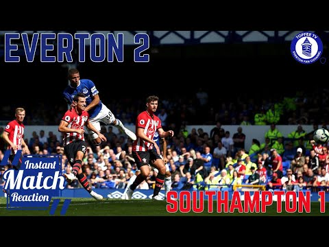 Richarlison Wins It For Blues | Everton 2-1 Southampton