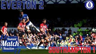 Download Video Richarlison Wins It For Blues | Everton 2-1 Southampton MP3 3GP MP4