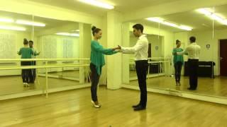 Свадебный танец видеоуроки  Движение 4(Свадебный танец самостоятельно за 3 часа. Даже если вы совсем не умеете танцевать. Видео курс здесь http://spinavseg..., 2014-06-12T20:56:59.000Z)