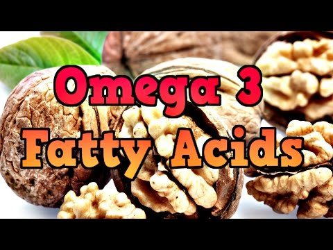 Omega 3 Fatty Acids: What You Need To Know!