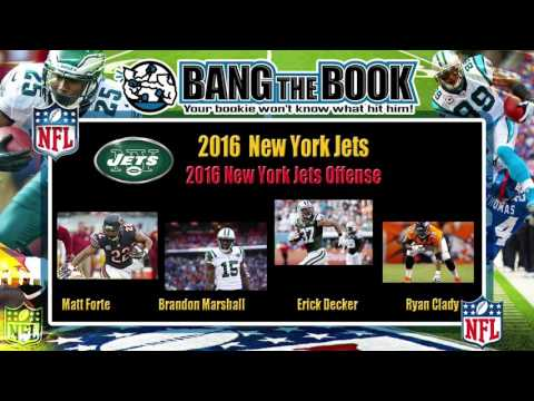 2016 New York Jets Win Total Prediction Odds & Preview