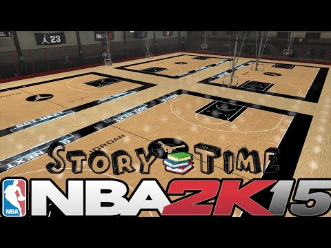 #NBA2K15 JRC - Story Time - Ep.4 - Special Powers, Gay Marriage, Kristaps Porzingis, Gothic Girls