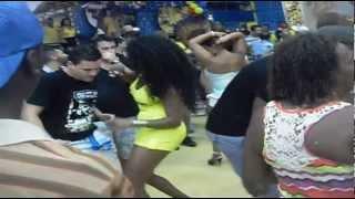 Sexy brazilian woman dancing samba 1 Brasileira Sambando 1 Carnival Rio de Janeiro