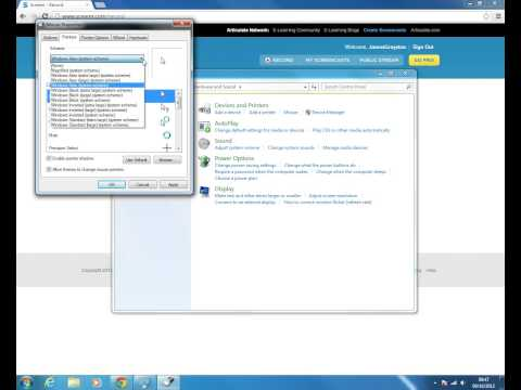 How To Change The Mouse Settings In Windows 7