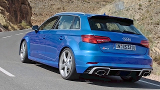 Audi RS3 Sportback (2017) Test Drive [Youcar]