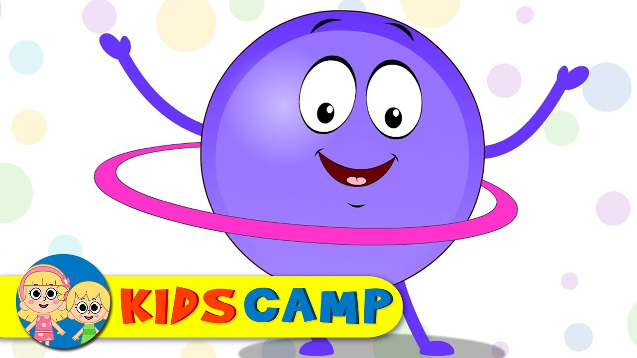 Learn Shapes With Elly And Eva