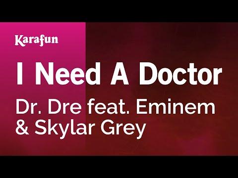 Karaoke I Need A Doctor  Dr Dre *