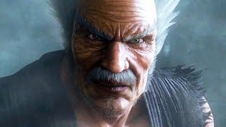 Tekken 7 Opening Cinematic Movie
