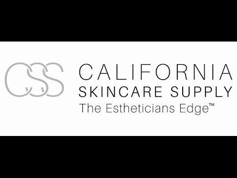 Kelli Anderson Sponsor Spotlight on California Skincare Supply
