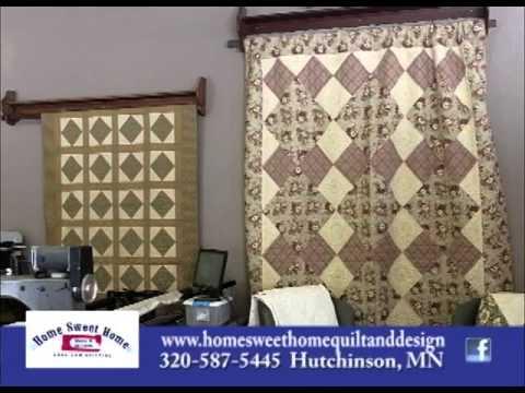 Hutchinson Minnesota's Serendipity and Home Sweet Home Quilt ... : hutchinson quilt shop - Adamdwight.com