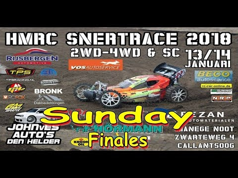 HMRC Snert Race 2018 - Sunday Finales