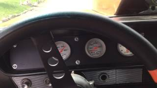 Orange Crush 1965 GTO lives!