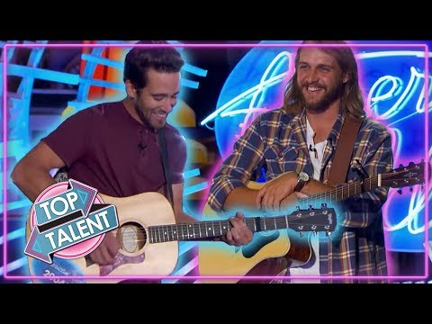 TOP ACOUSTIC Auditions | American Idol 2018 | Top Talent