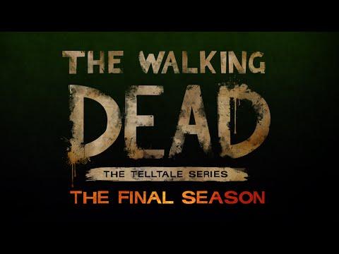 Telltales The Walking Dead: The Final Season - Announcement Trailer