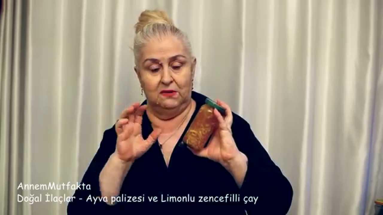 Zencefil Çayı Öksürük Kesici Videosu