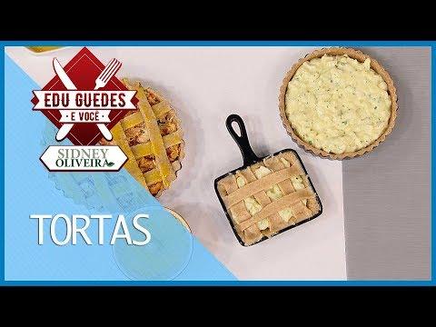 Aprenda A Fazer Receitas De Torta De Palmito, Torta De Liquidificador, Torta De Frango