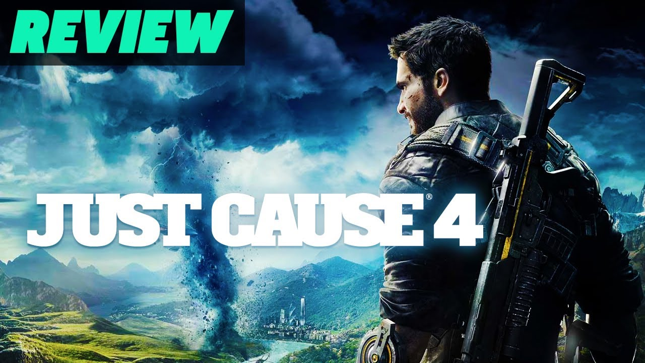 Just Cause 4 Review - YouTube