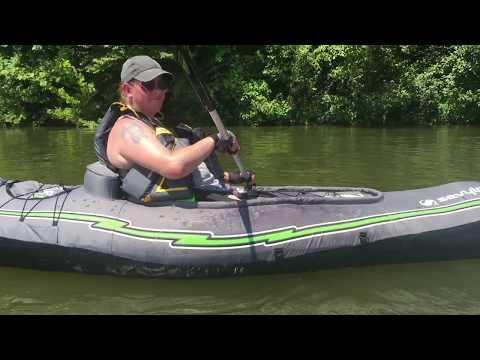 Coleman Inflatable Kayak 1 Person | Inflatablekayak