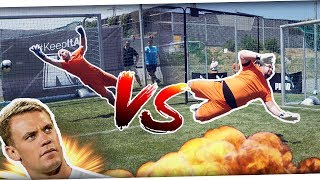 DAS ULTIMATIVE KEEPERBATTLE!🔥 METIS TRAUMTOR 2.0😱⚽ - KEEPERbattle 2017 ÖSTERREICH PMTV