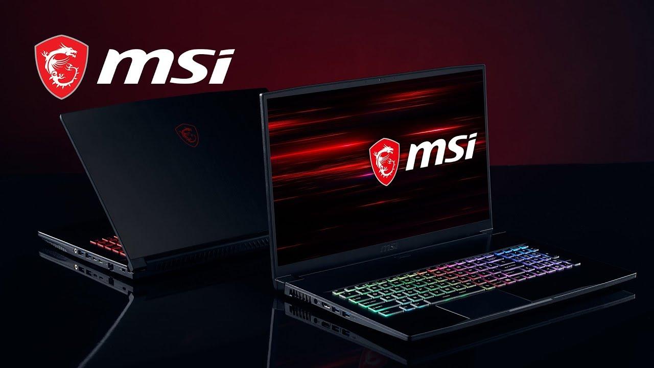 GF65 Thin Unboxing | MSI