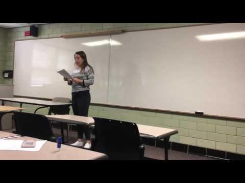 Critical Incident Presentation