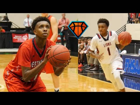 2018 Zach Scott Jr. Is South Florida's Silent ASSASSIN!! | Broward's Small School Player of the Year
