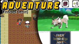 Pokemon Adventure - An Aidinia • 8-bit RPG Mod Game with Pokemon Style by GHS_CJ