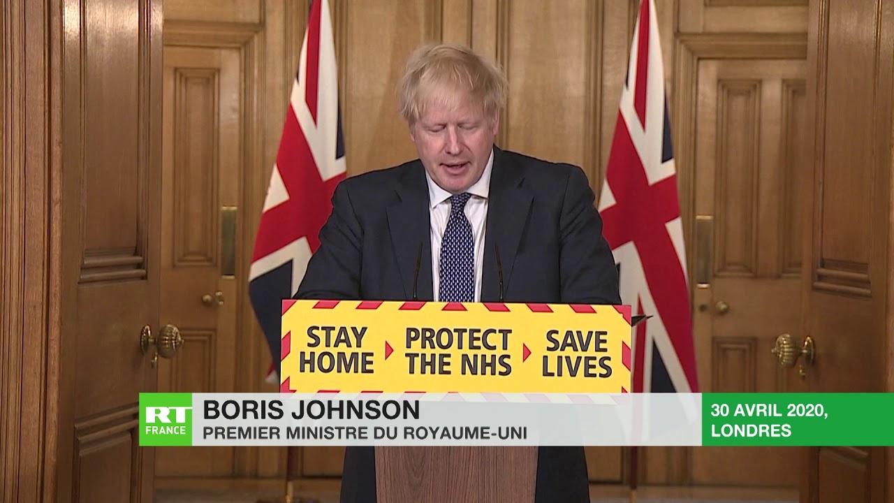 Durement touché par l'épidémie, le Royaume-Uni prévoit un déconfinement progressif