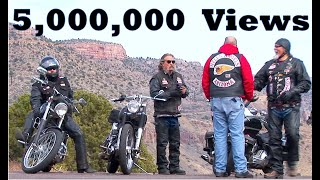 "HELLS ANGELS  '100% Real Deal' Zero ""Staging"" !"