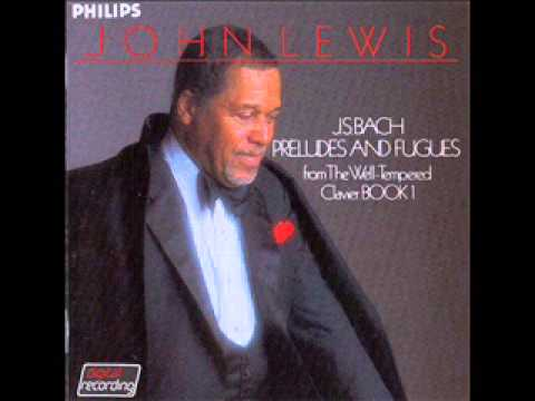 John Lewis : J. S. Bach, preludes & fugues : Vol.1