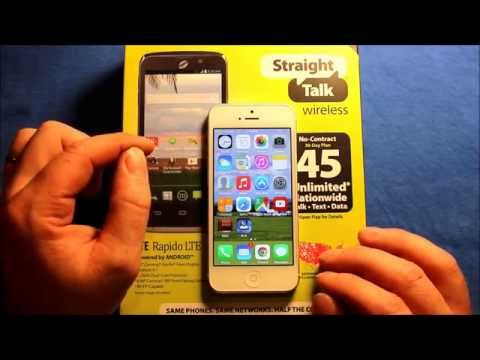Straight Talk Verizon 4G LTE With Your 4G LTE Phone!!