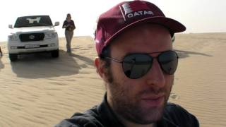 Desert Safari with Arabian Adventure Qatar
