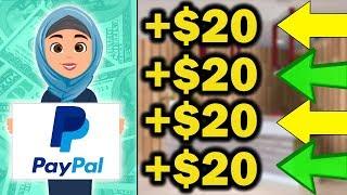 Earn $20.00+ Over & Over (Make Money Online FAST!)
