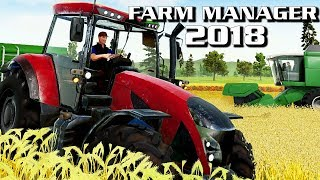 Farm Manager 2018 Gameplay PC
