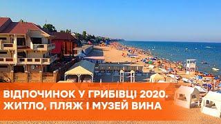 Отдых в Грибовке 2020 обзор жилья пляжей и развлечений Летний отдых в Украине