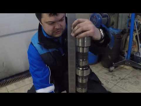 Причина поломки МАН F90/F2000| MAN Engine Breakdown