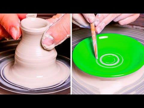 23 THE MOST SATISFYING CRAFTS FOR HOME DECOR | Relaxing ideas for decorating